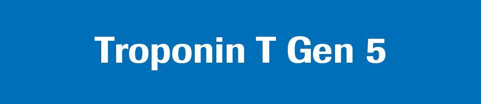 Troponin T Gen 5